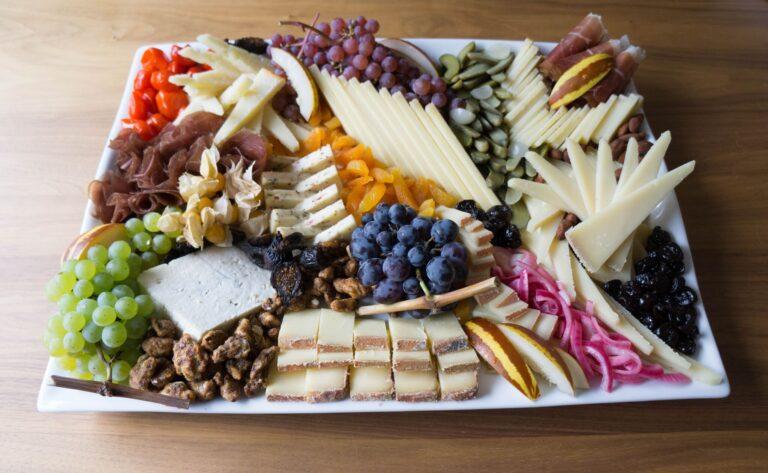 Cheesier Cheese Boards with Ellian Rohrbacher