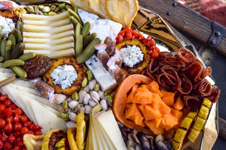 Thoughtful Cheese Boards with Lilith Spencer
