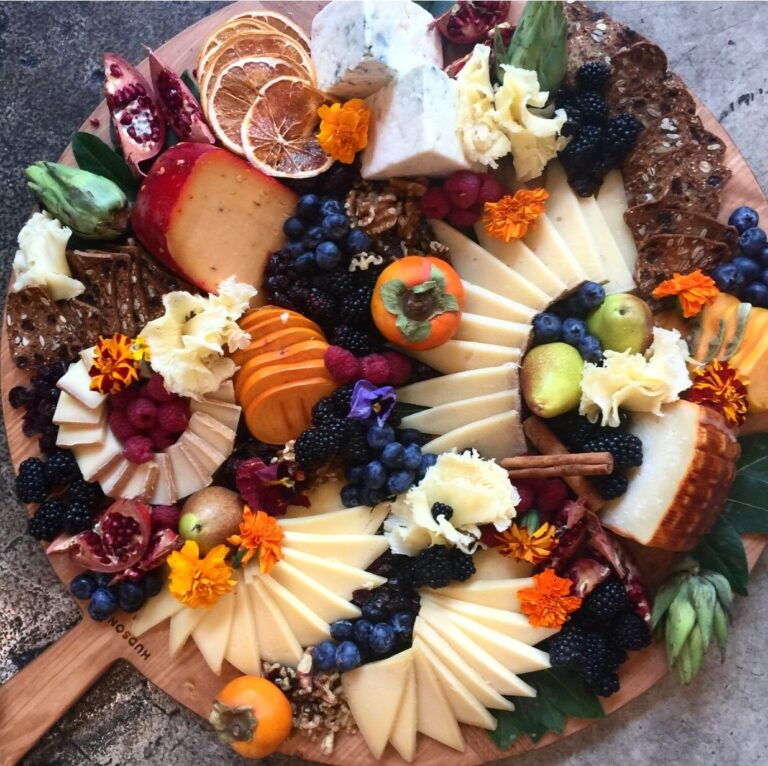 The Art of Cheese Boards with MacKenzie Aivazis