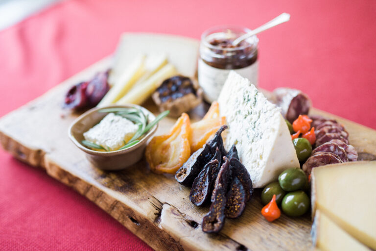 Nature-inspired Cheese Boards with Liz Dueland
