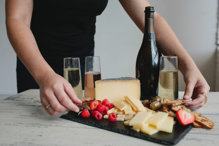 Cheese + Sparkling Wine Pairings