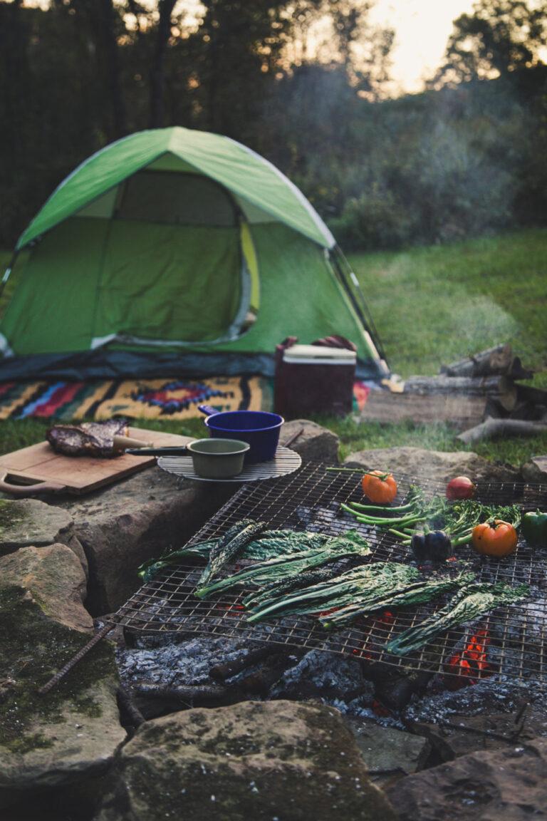 Fondü by the Campfire