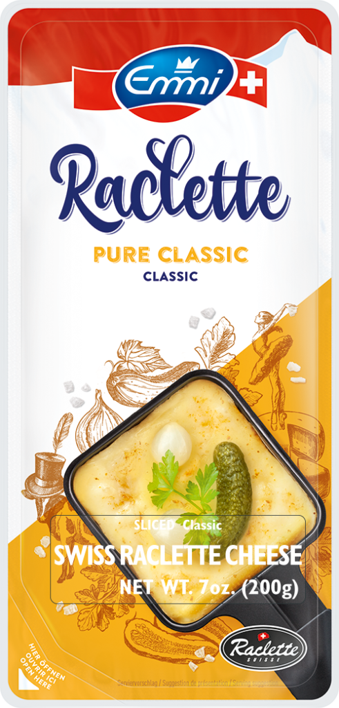 Classic Raclette Slices