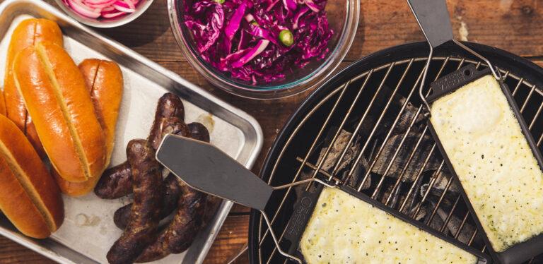Summer Grilling Secret Ingredient: Raclette